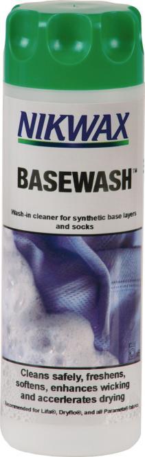 Nikwax Base Wash, 300ml - Waschmittel