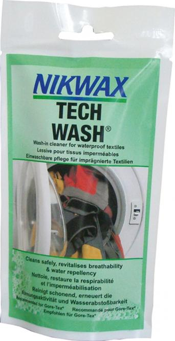 Nikwax Tech Wash, 100 ml - Waschmittel