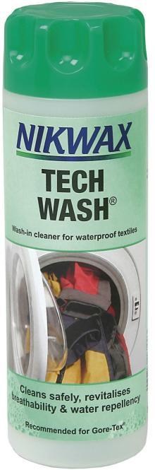 Nikwax Tech Wash, 300ml - Waschmittel