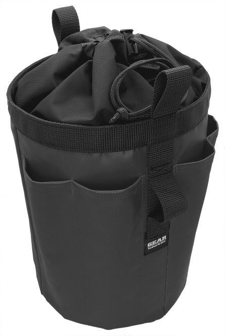 Offshore Bag - Werkzeugtasche Schwarz