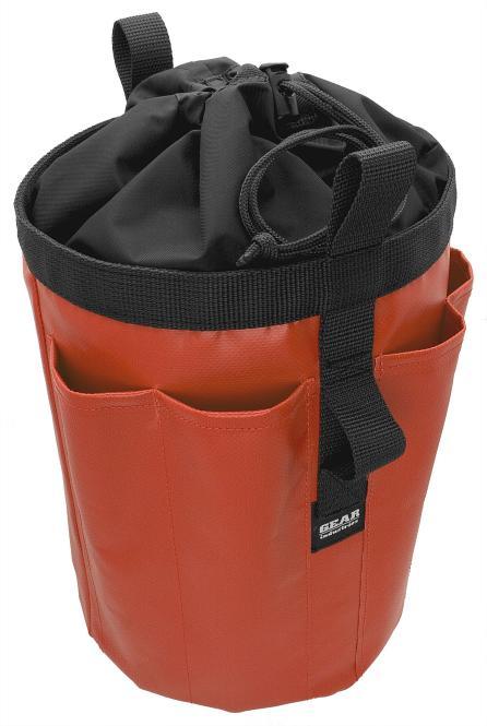 Offshore Bag - Werkzeugtasche Rot