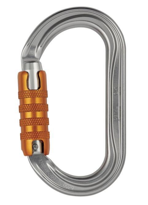 OK - Triact Karabiner Triact-Lock