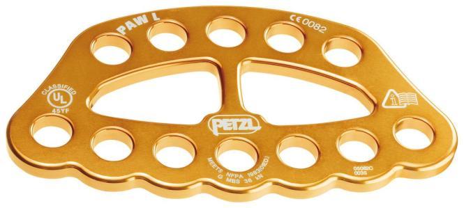 Paw - Riggingplatte Größe L