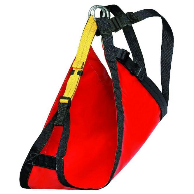 Pitagor - Rettungsdreieck mit Schulterträgern
