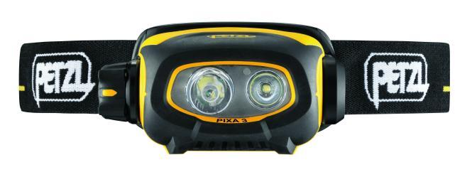 Pixa 3 - Stirnlampe