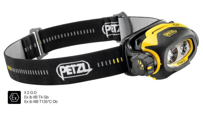 Pixa Z1 - Stirnlampe