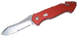Pocket Rescue Tool PRT-II - Messer