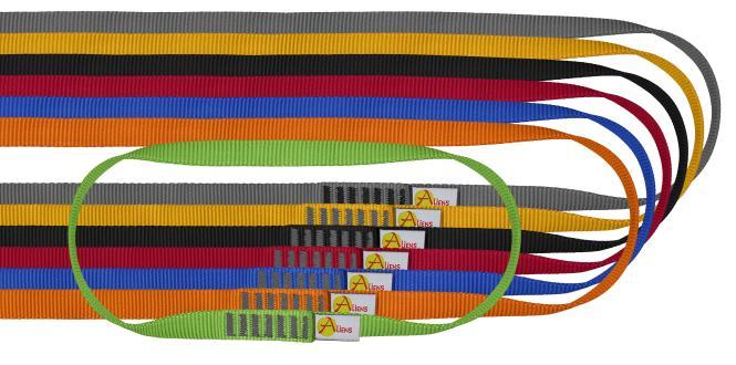 Polyamid Open Sling 16mm - Rundschlinge / Bandschlinge