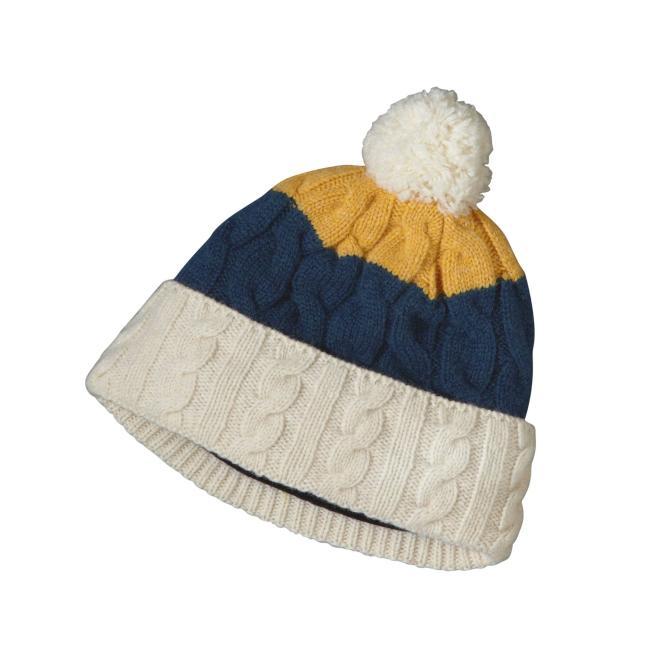 Pom Beanie - Mütze
