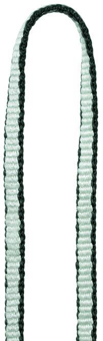 Pur' Anneau - Rundschlinge 180cm | grau