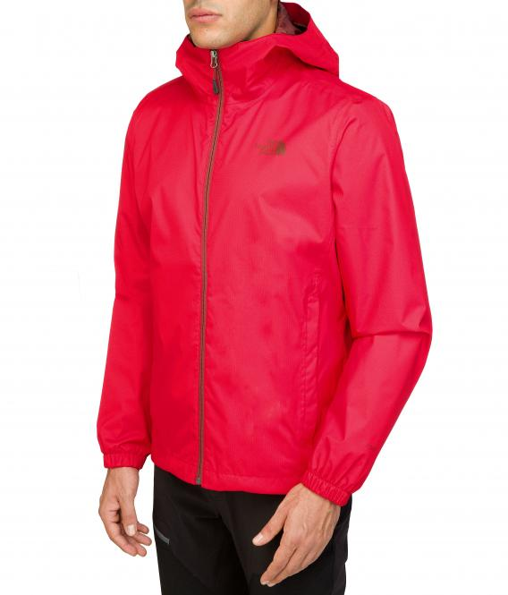 Quest Jacket - Winterjacke red | Größe XL