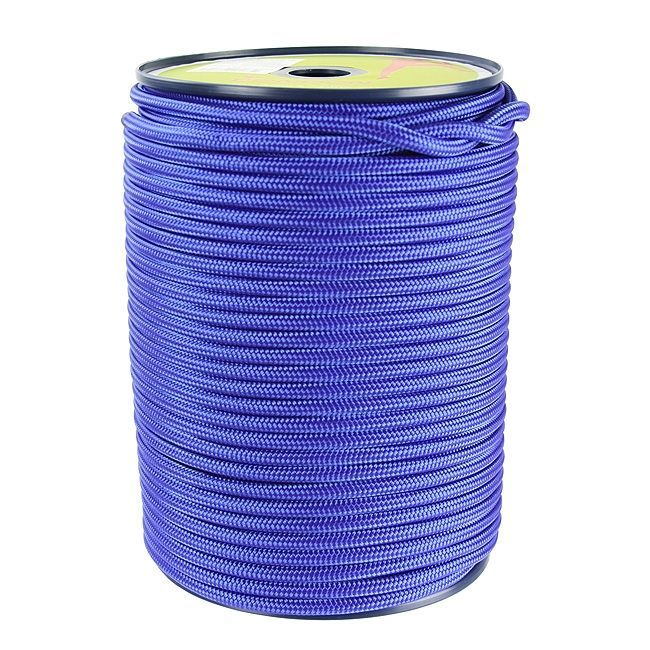 Reepschnur 1m | blau | 4mm