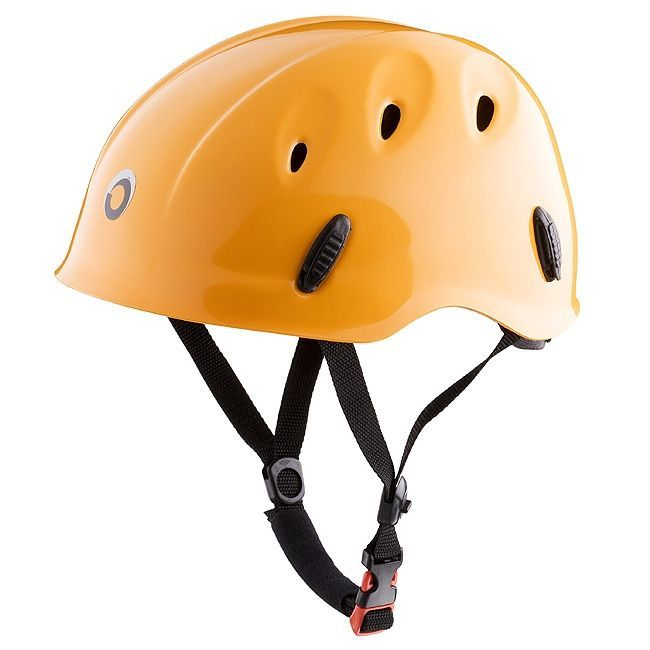 Rock Climbing Combi - Kletterhelm Größe 2 | orange