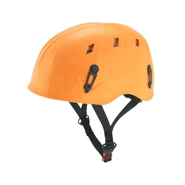 Rock Climbing HARD HAT - Kletterhelm orange