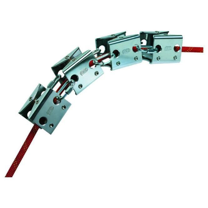 Roll Module - Modularer Seilschutz mit Rollen