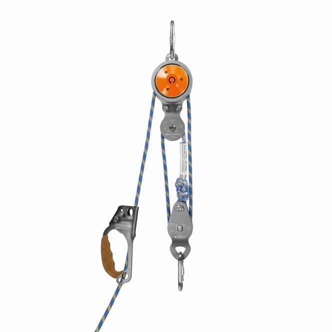 SAFETY ROLL II EINSTIEG - Höhenrettungsgerät