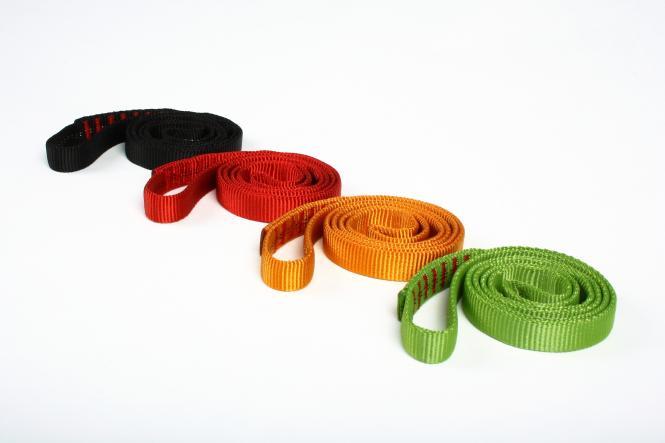 Schlinge Polyamid 26 mm grün | 360cm