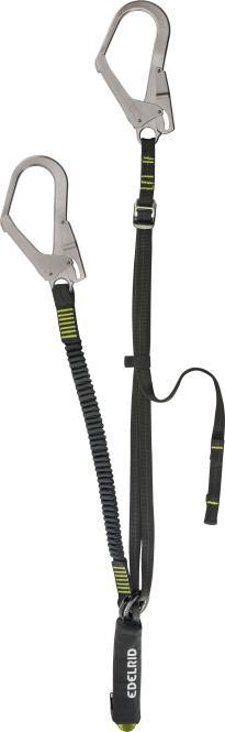 Shockstop Adjust Y - verstellbares Verbindungsmittel mit kurzschlusssicherem Bandfalldämpfer