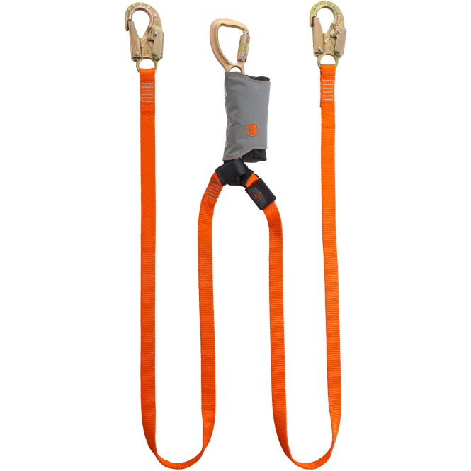 SKYSAFE PRO TIE BACK Y - Snap Hook
