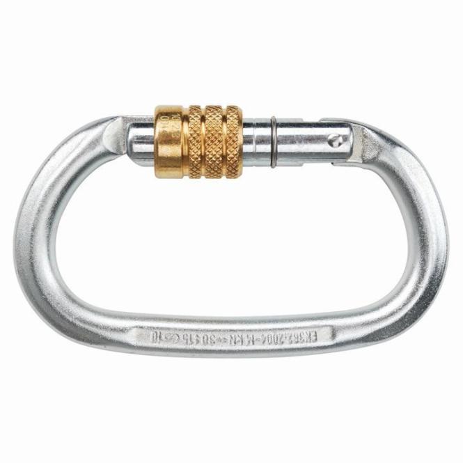 Steel Oval - Karabiner