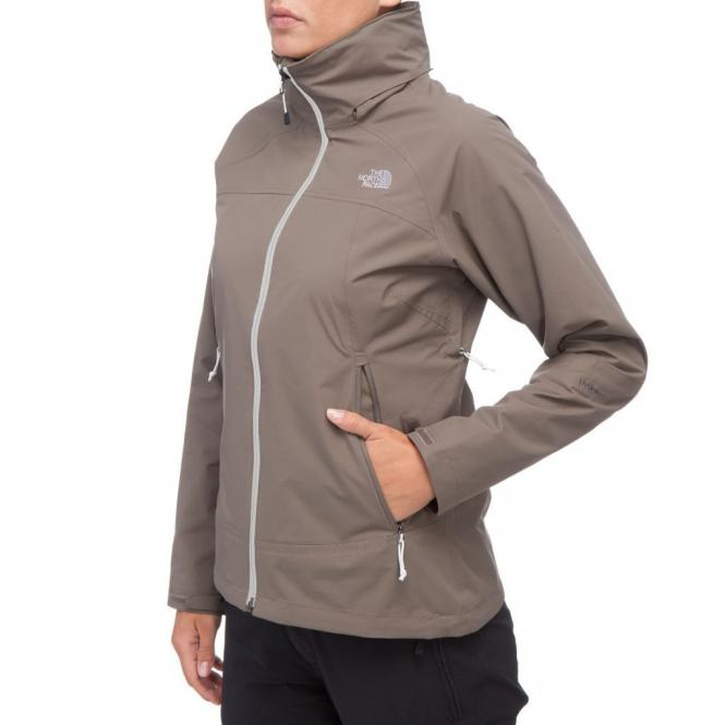 Stratos Jacket - Regenjacke brown | Größe XL