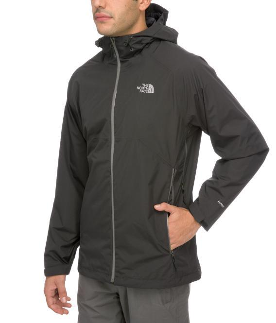 Stratos Jacket - Regenjacke black | Größe M