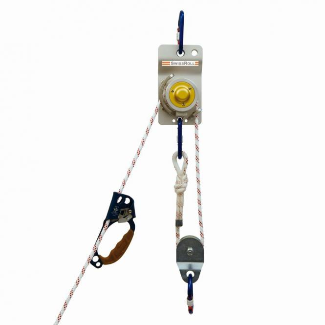 SWISS ROLL R 300 STANDARD - Höhenrettungsgerät