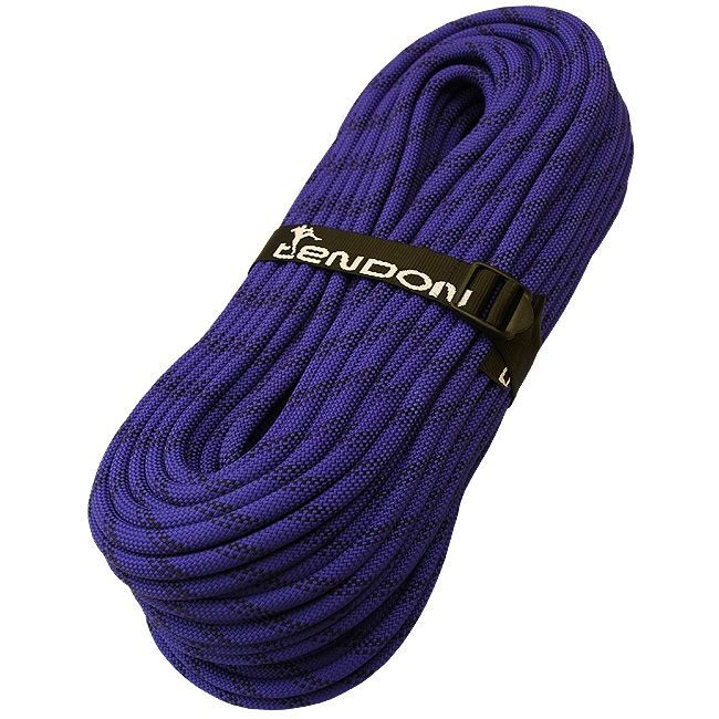Tendon Statik 10,5mm - Statikseil 1m | blau