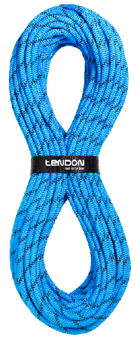 Tendon Statik 10mm - Statikseil 60m | blau