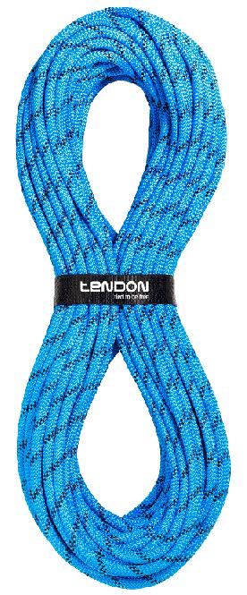 Tendon Statik 10mm - Statikseil 70m | blau