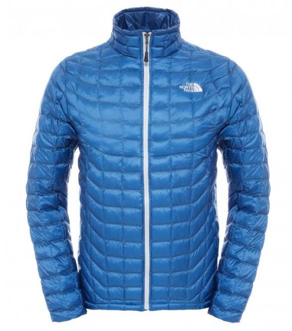 Thermoball Full Zip Jacket - Daunenjacke dish blue   Größe S