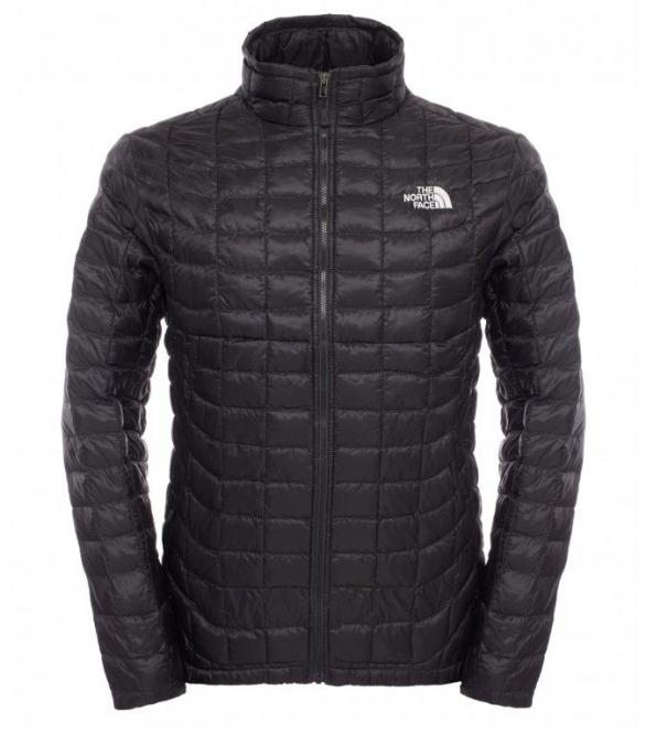 Thermoball Full Zip Jacket - Daunenjacke black | Größe S