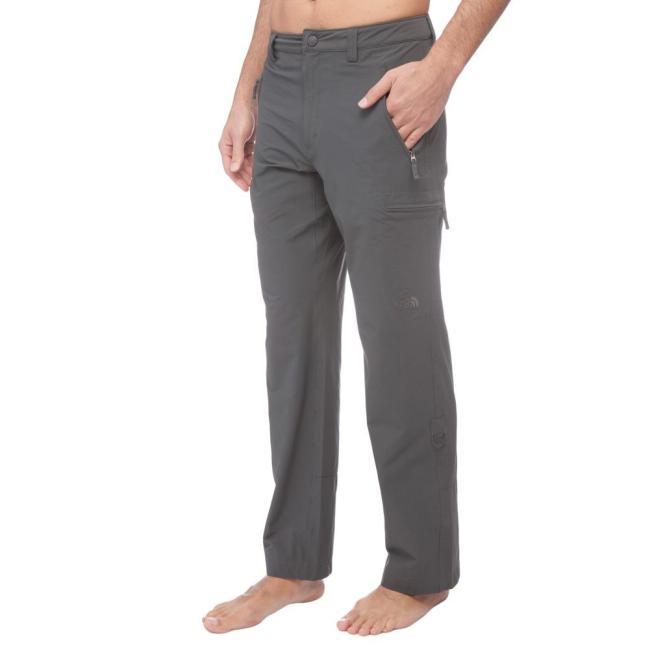 Trekker Pant - Trekkinghose grey | Größe 34