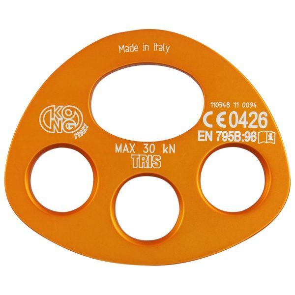 TRIS - 1/3 - Riggingplatte