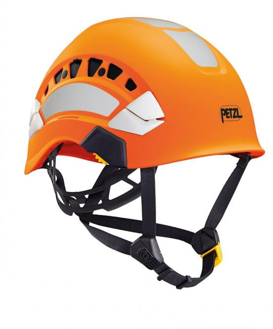 Vertex Vent HI-VIZ (Version 2019) - Schutzhelm orange