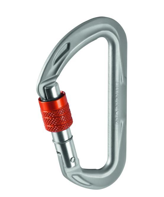 Wall Micro Lock - Karabiner