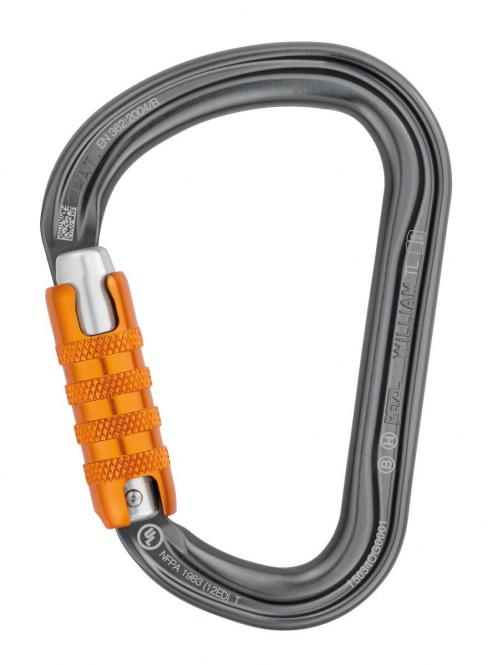 William - Triact Karabiner Triact-Lock