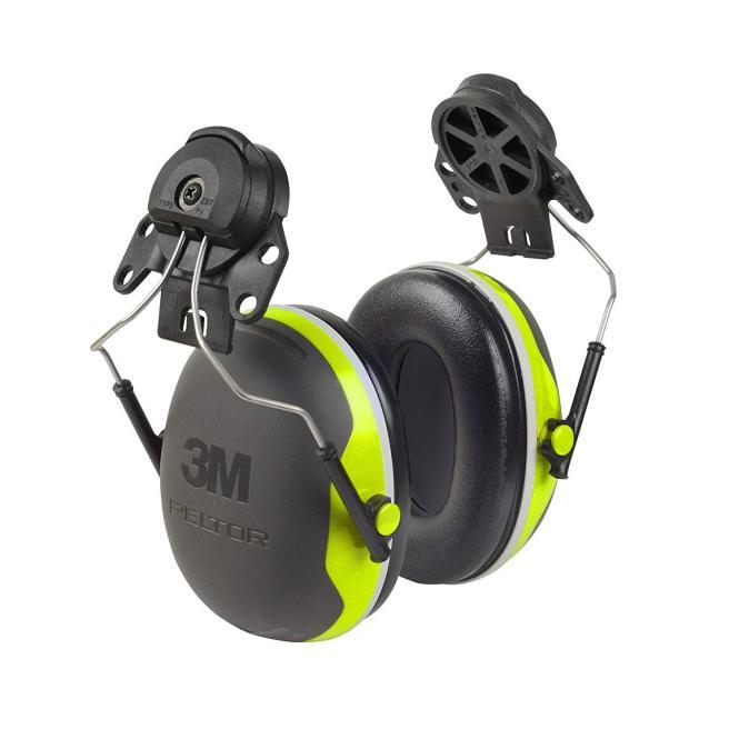 X4 (X4P3E) - Kapselgehörschutz zur Helmbefestigung