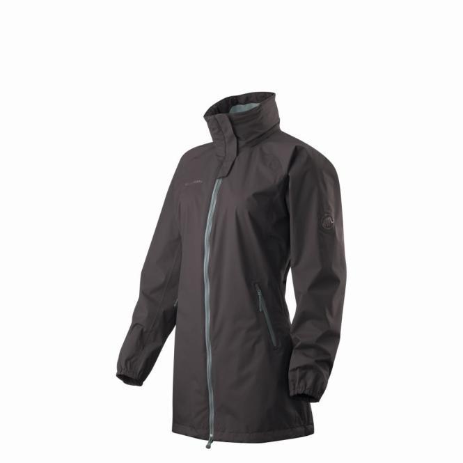 Youko Jacket - Regenjacke bark-grey | Größe S