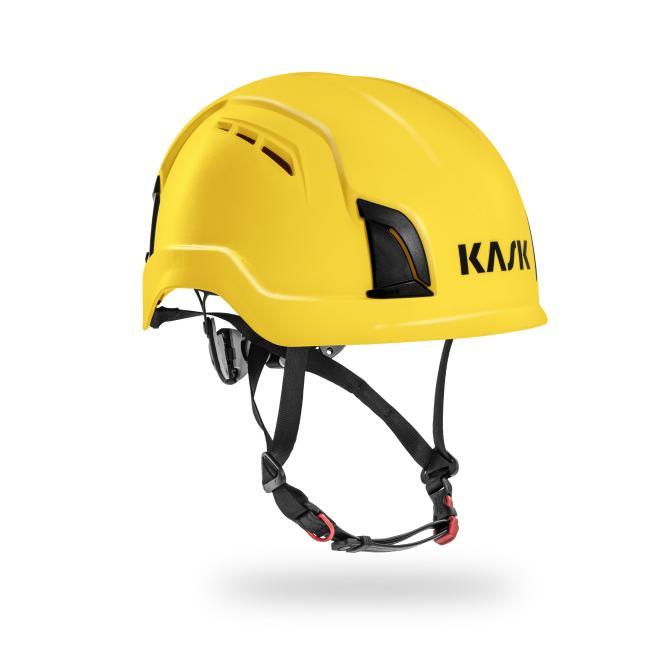 Zenith Air - Industriekletterhelm gelb