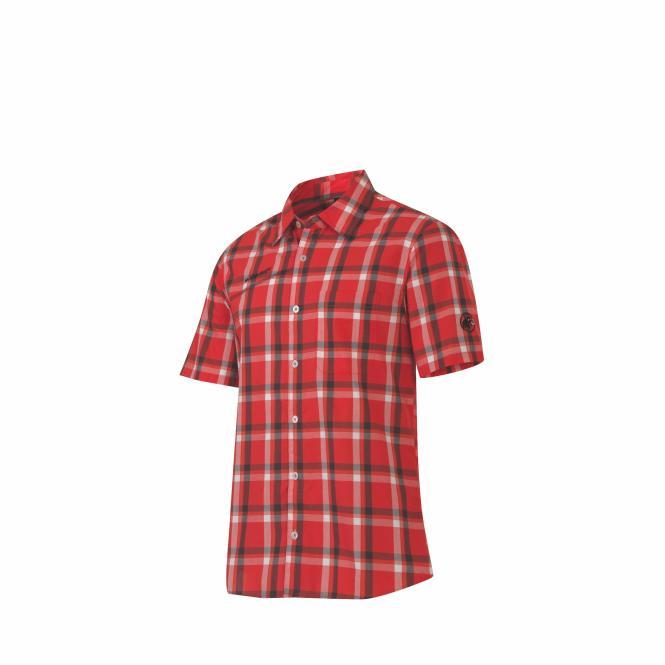 Zermatt Shirt poppy | Größe S
